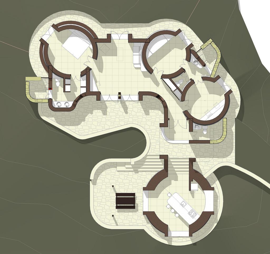 superadobe on Pinterest | Cob Houses, Adobe House and Hobbit