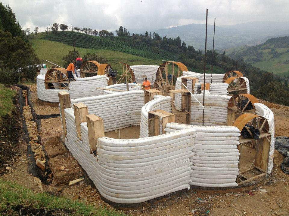 C mo construir una casa ecol gica que resista terremotos - Que vale construir una casa ...