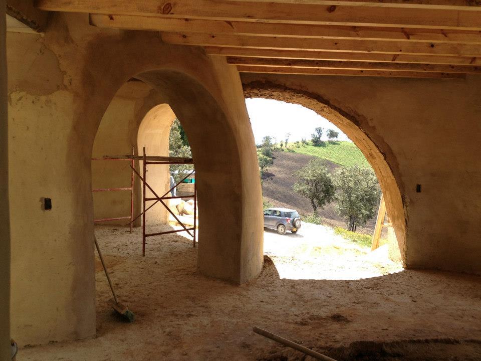 Superadobe Modelo de viviendas para construir
