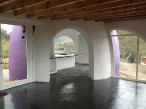 interior superadobe antakarana